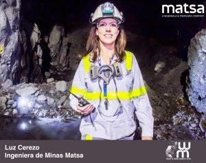 Luz Cerezo Ingeniera de Minas