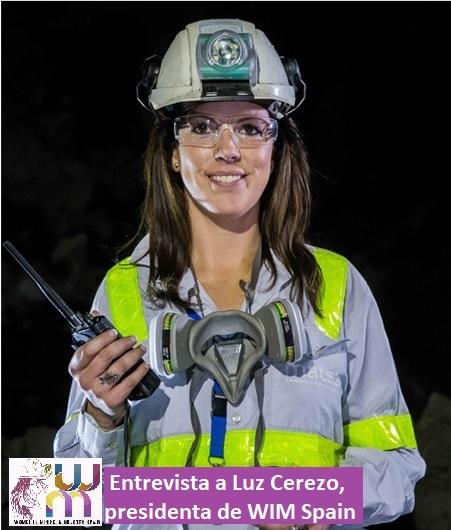 Entrevista de Interempresas a Luz Cerezo Álvarez